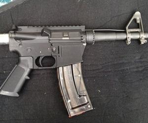 """Wiki Weapon"" 3D Printable Gun Project"