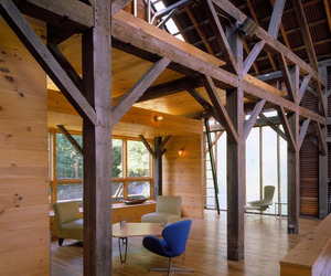 Willoughby Design Barn by Eldorado Architects