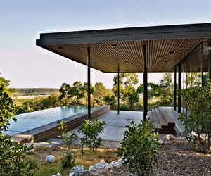 Wimberley House by Cunningham Architects