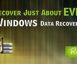 Windows data recovery 6