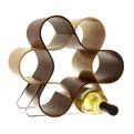 Wine Knot Unique Wine Rack by Mint