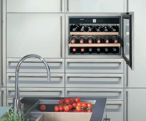 Wine Refrigerator by Liebherr