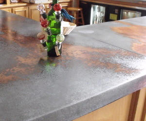 winery countertop