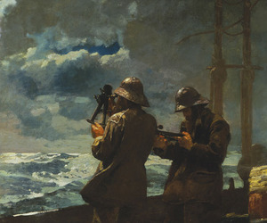 Winslow Homer's Coastal Studio Opens