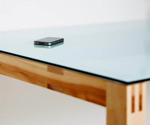 Wireless Music Streaming Table