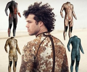 Witty Wetsuits In Four Original Designs