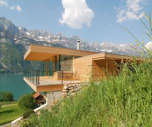Wohnhaus Am Walensee by K-M Architektur