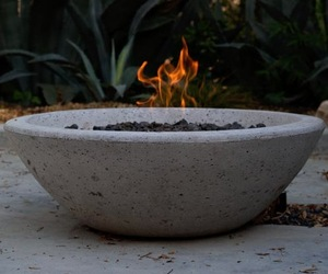 Wok Fire Pit by POTTED