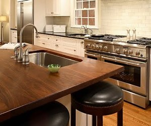 Wood Countertops from J. Aaron Wood Countertops