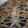 Wood Floor Mosaic from Parchettificio
