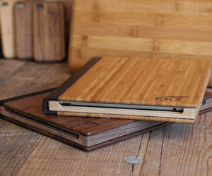 Wood iPad 2 Cases