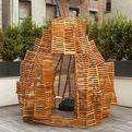 Knit Fort By Matt Gagnon Studio