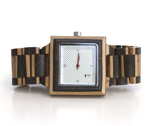 Wood Skatewatch by Slim Timber