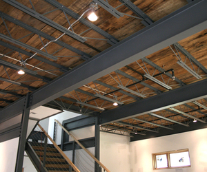 Wood + Steel Floor System 3030 EcoSteel House