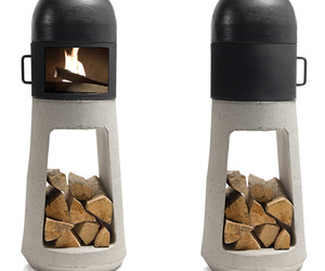 Wood Stove by Wuehl Yanes