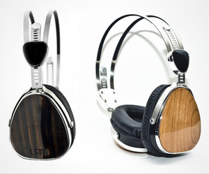 Wood Troubadours Headphones by LSTN