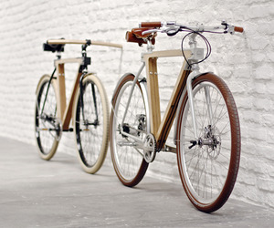 WOOD.b bycicle
