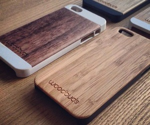 Woodbuds iPhone Cases