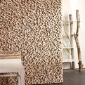 Wood Wall Tile from Bleu Nature