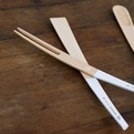 Wooden Kitchen Utensils by Leis