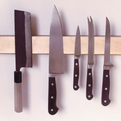 Wooden Magnetic Knife Holder from Lie-Nielson Toolworks