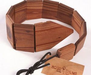 Wooden Ties A New Innovation