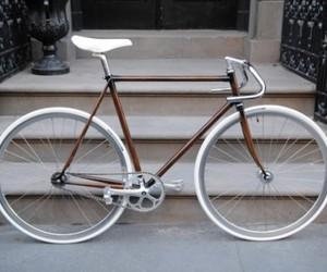 Woodgrained Bike