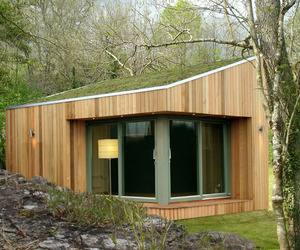 Woodland Office by Roomworks
