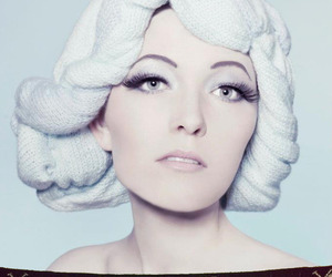 Wooly Heads, Knit Wigs as Hair