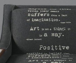 Wordy Collection - Furnishings with Quotes