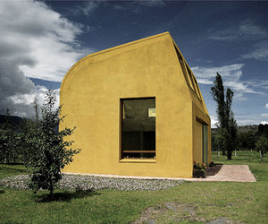Work Studio in Villa de Leyva Colombia by Manuel Villa