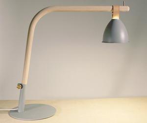 Workshop Table Lamp by Sami Kallio