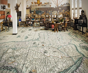 World Map Carpets by Area Pavimenti