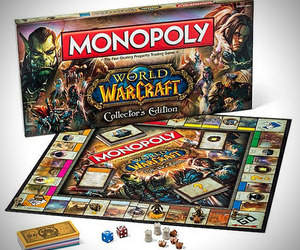 World of Warcraft Collector's Edition Monopoly