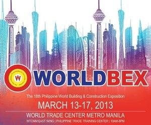 WORLDBEX 2013