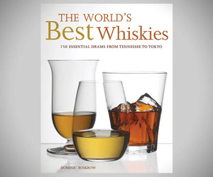 World's Best Whiskies Book | Dominic Roskrow