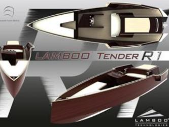 World's First Bamboo Tender: LAMBOO Tender R1