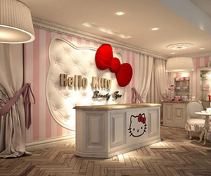 World's First Hello Kitty Beauty Spa in Dubai