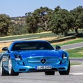 World's First Mercedes-Benz Electric Supercar