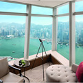 World´s Highest Hotel | Ritz Carlton Hong Kong