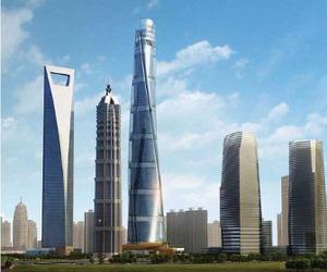 World's highest luxury hotel to open in Shanghai in 2014