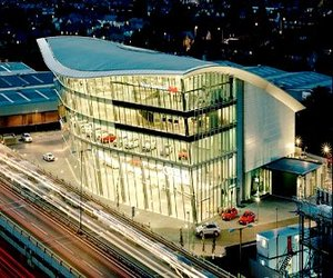 World's Largest Audi Showroom