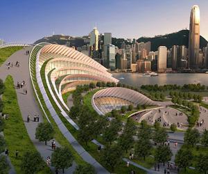 World's Largest Underground High-Speed Rail Station