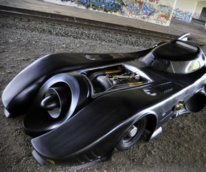 World´s Only Jet Turbine Batmobile | For Sale