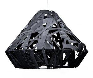 Woven lamps from Anna Szczesna