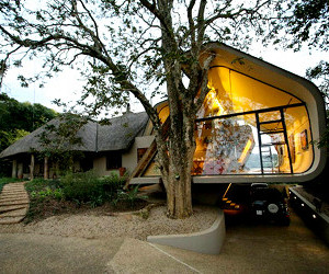 Wright Conversion by Elmo Swart Architects