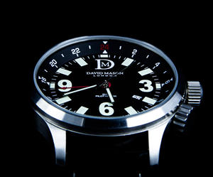 Wrist Watch Giveaway - David Mason DM1b - The Summers