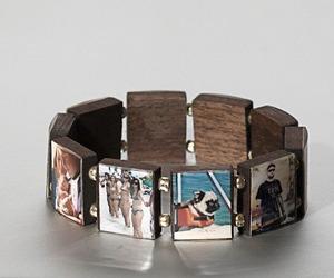 Wristpix Personal Photo Bracelet