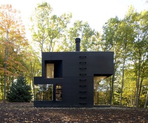 Writer's Studio in Ghent by Cooper Joseph Studio