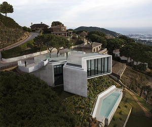 X House by Cadaval & Solà-Morales Arquitectos